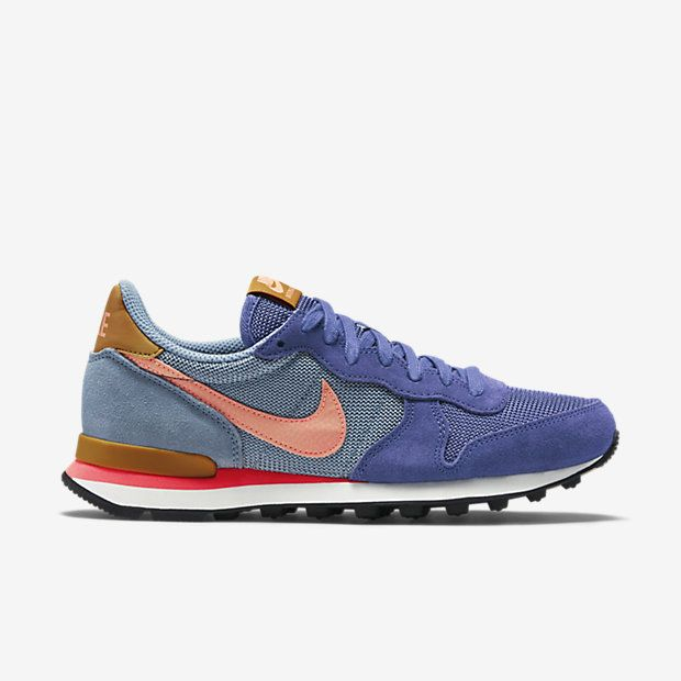 perfekt Loyal BlauWeiß Bamboo Wmns Internationalist Nike