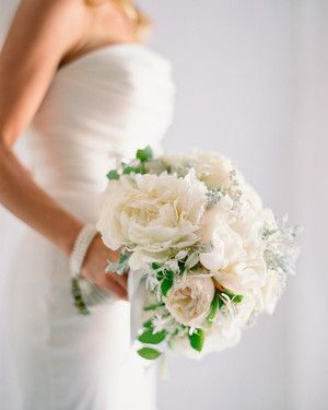 Timely picks result in some of the luscious blooms carried down the aisle.