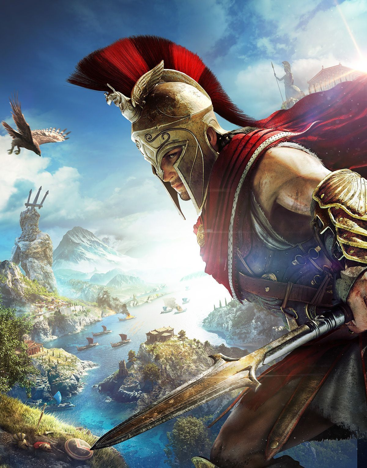 assassins creed odyssey free - HD 1200×1530