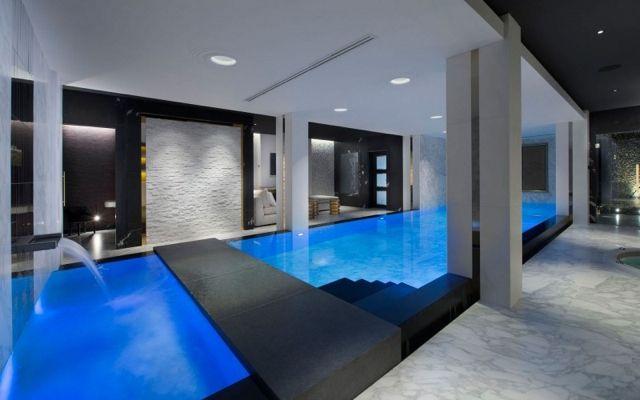 Découvrez le chalet de luxe Le Coquelicot dans les Alpes Jacuzzi - location chalet avec piscine interieure