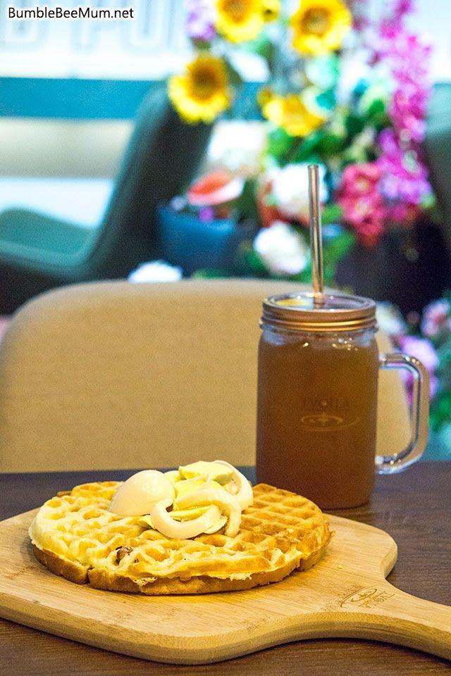 Tvoila Cafe Orchard Central Singapore Food Food Organic Teas