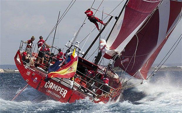 Resultado de imagen de sailing race boats
