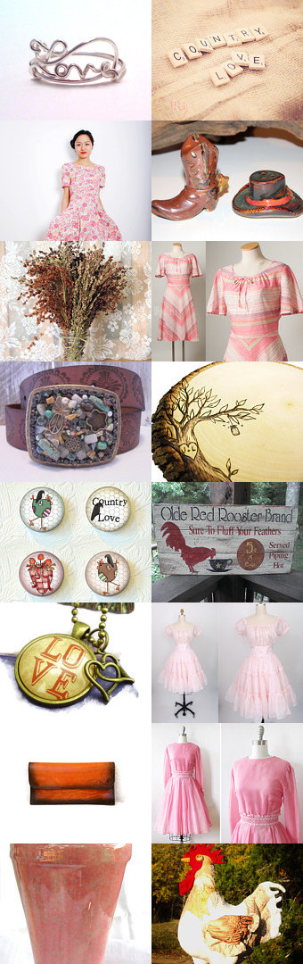 Love Me Some Country Love by Stephanie O'Neill on Etsy--Pinned with TreasuryPin.com https://www.etsy.com/shop/TEN36Designs