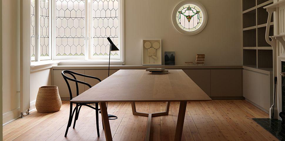 Atticus Table |Lowe Furniture
