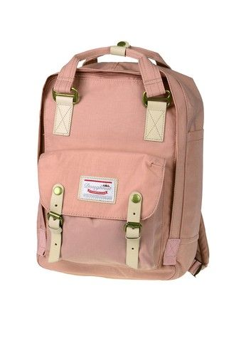 Doughnut Macaroon Backpack Explore the world in style with this backpack  from Doughnut. Boasting the 09ea22aa5fb74