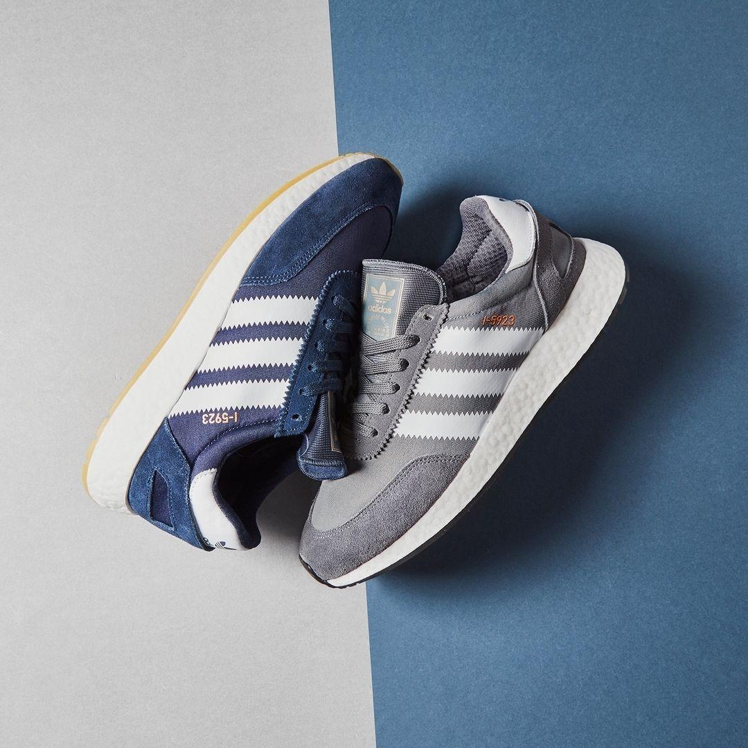 adidas - 5923 di marina / grey di jd sportivi scarpe
