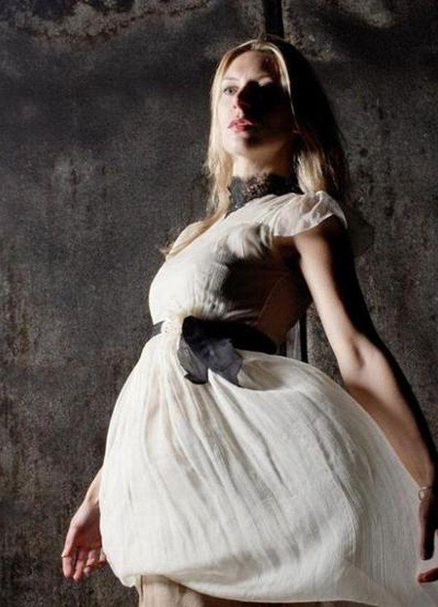 Very Silky Dress - Dajan
