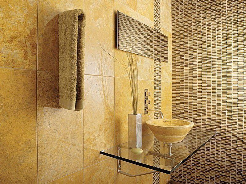 Wandfliesen sind der Klassiker bei der Gestaltung von Badezimmern