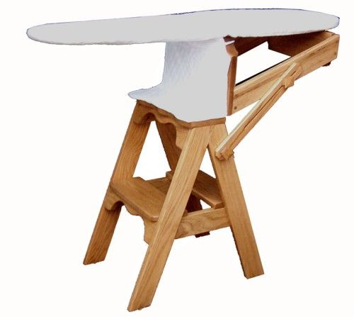 Luxury Ironing Board Stool Chair