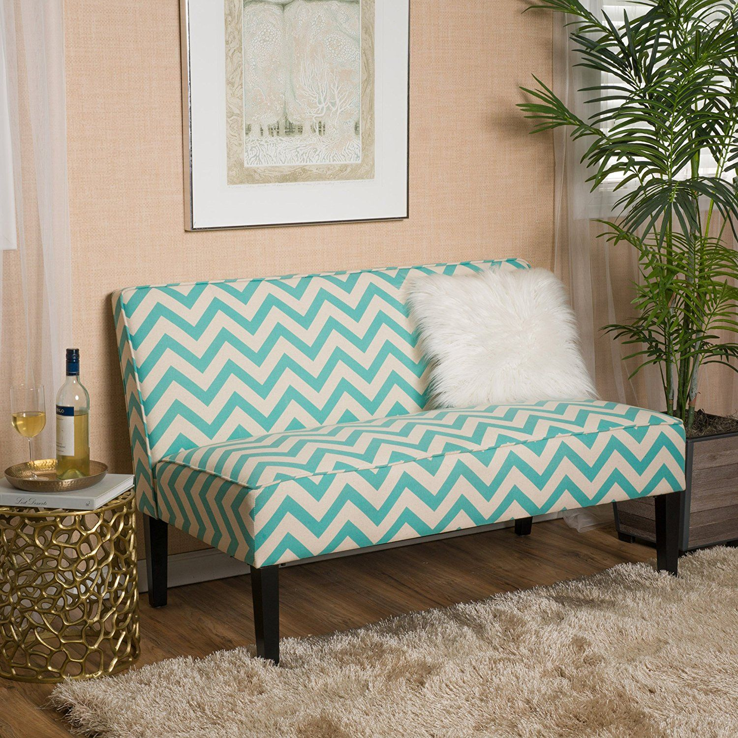 The Sunset Boulevard Charcoal Chaise from Rooms To Go I also love