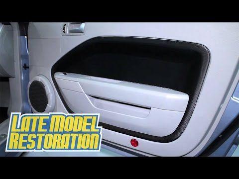 Mustang Sve Door Panel Insert Kit Review Install 05 09 All Youtube Panel Doors Paneling