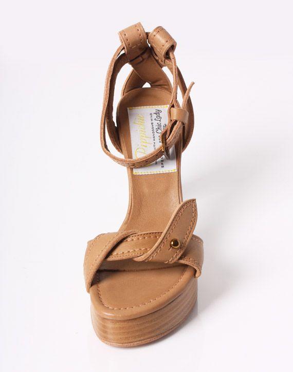 Pippichic(ピッピシック) Ancle belt sandal heel90・beige PP15SGH6HI-BEIGE 商品詳細|通販 PARIGOT ONLINE(パリゴオンライン)