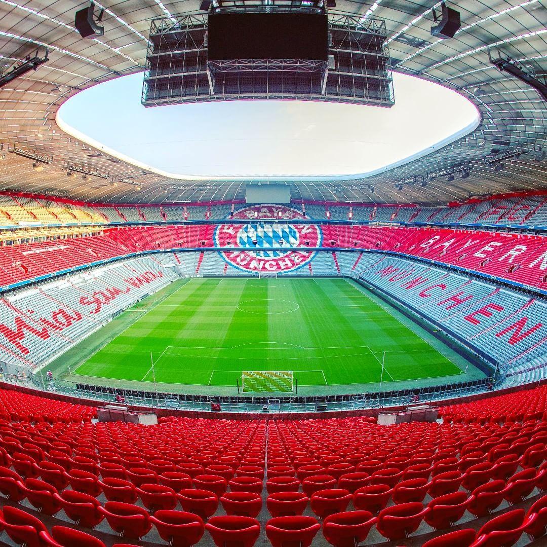 New Season New Look Leave A If You Like The New Design For Fcbayern S Bundesliga Fussball Football Futbol Soccer