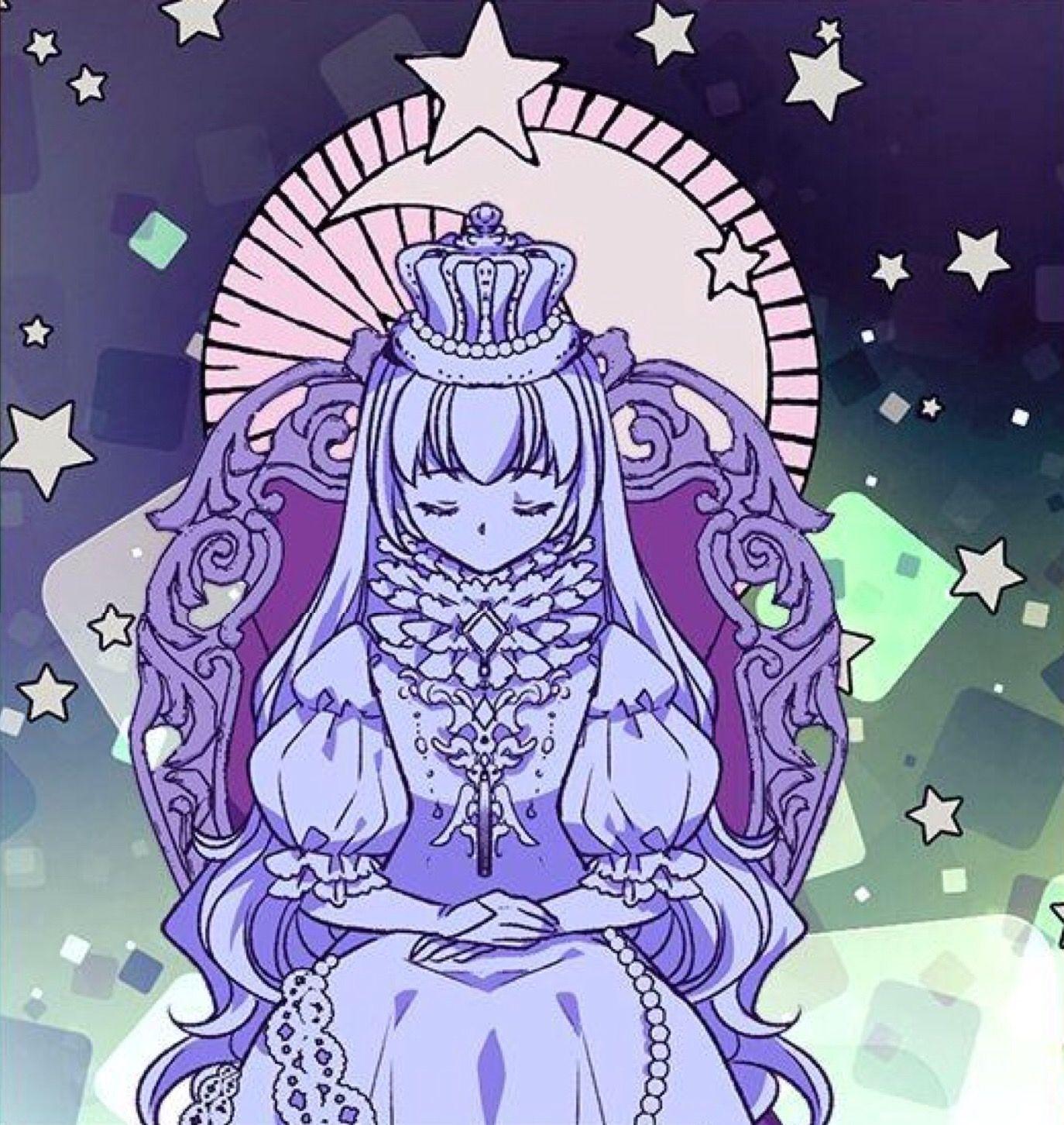 Anime Hình ảnh Của Kyara Putri Trên The Abandoned Empress