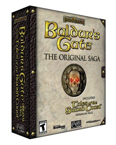 Baldur S Gate Original Saga With Tales Of The Sword Coast