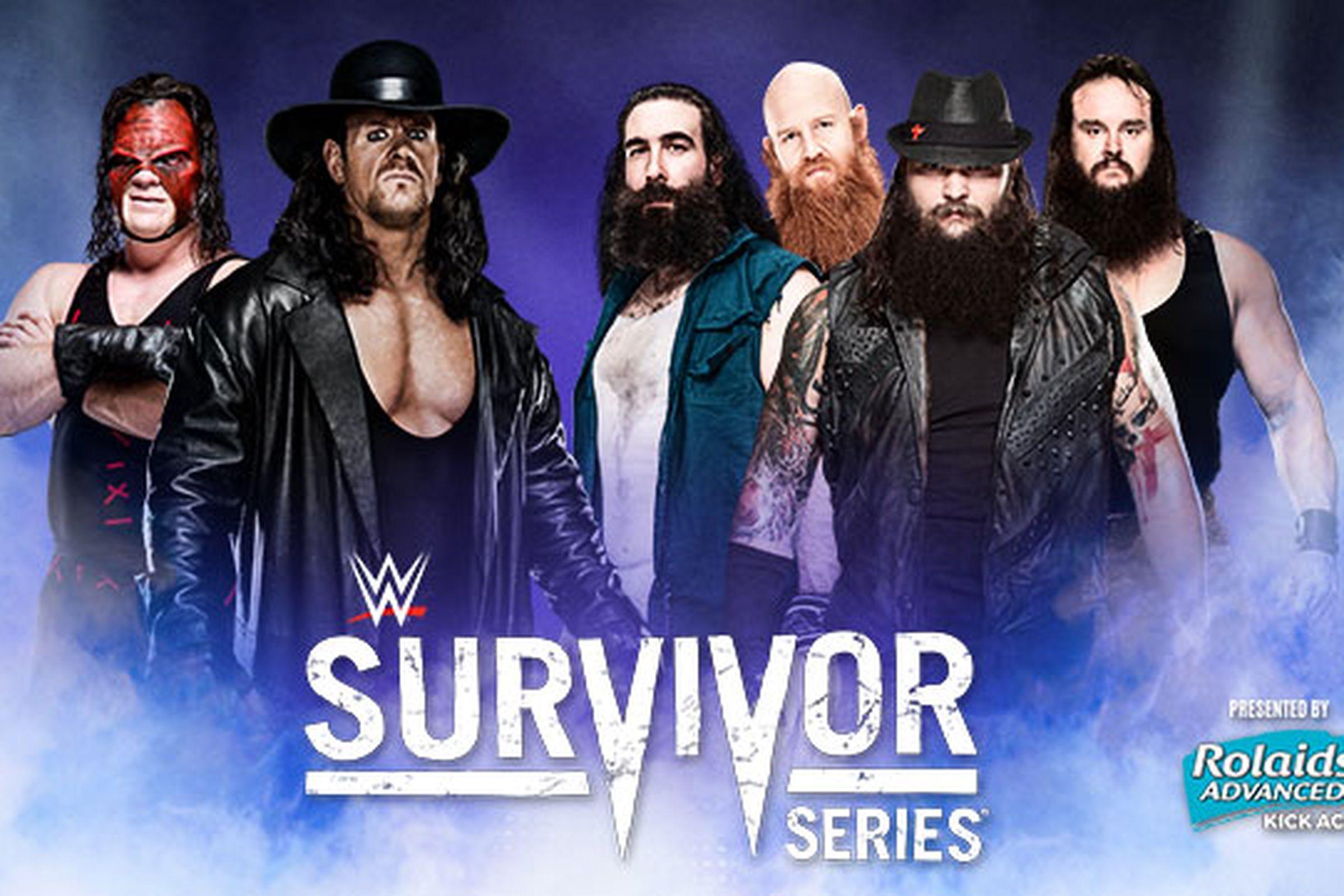 Role Of Bob Weave In Boxing The Wyatt Family Survivor Series Survivor