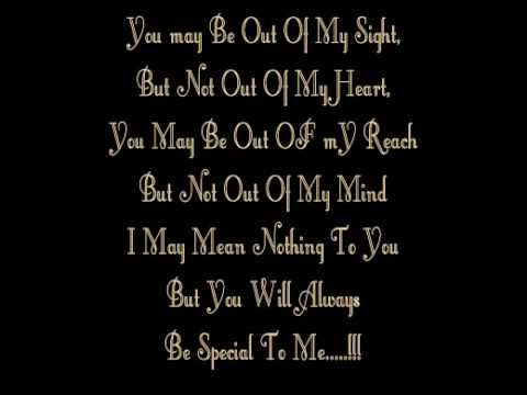 You May Be Out Of My Sight But Not Out Of My Heart Quotes