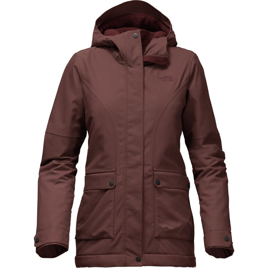 79ecd7ff9 The North Face - Firesyde Insulated Jacket - Women's - Sequoia Red ...