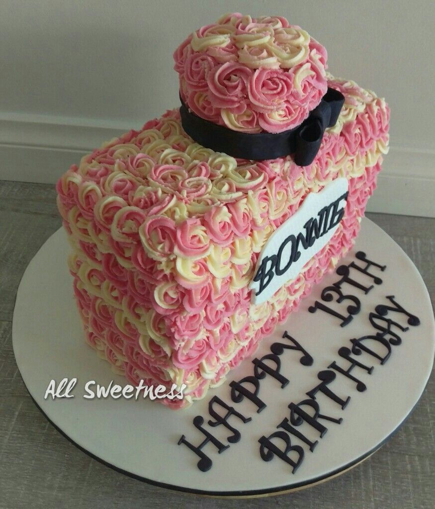 Perfume bottle cake made by all sweetness all sweetness