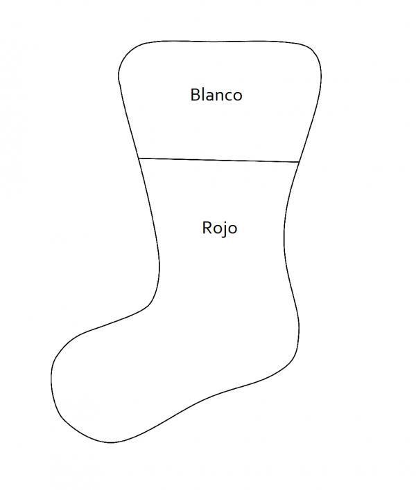 Cómo hacer una bota de Navidad - 11 pasos - unComo