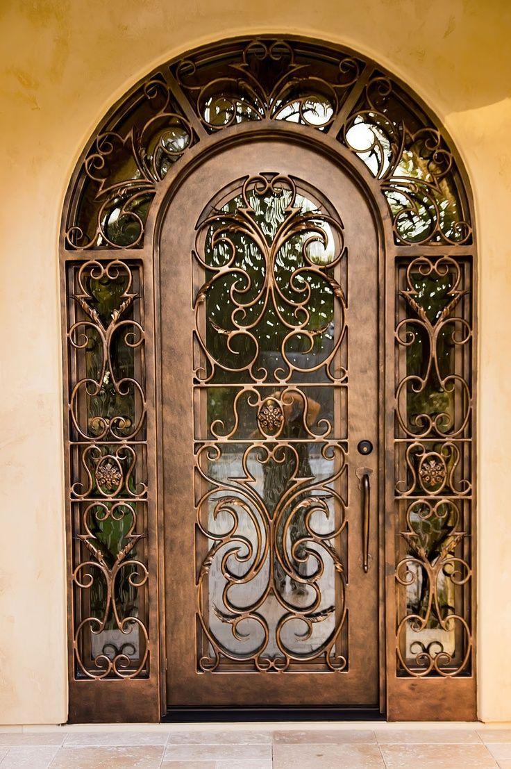 Photo of kobber-front-door-design.jpg (736 × 1107)