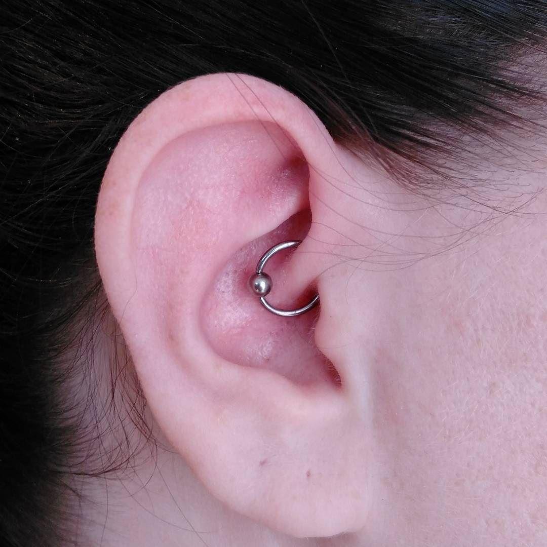 #fresh #diathpiercing #daith #ear #piercing #piercings