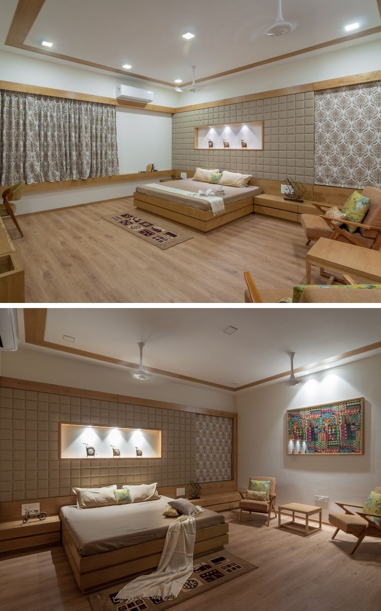 Contemporary house with  simple layout bedroom design also bed rooms rh pinterest