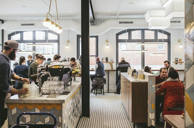 The Bachelor Farmer Cafe In Minneapolis Mn Cool Modern