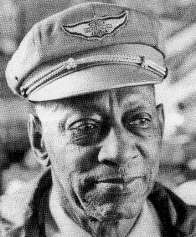 William B. Johnson; the First Black Harley Dealer