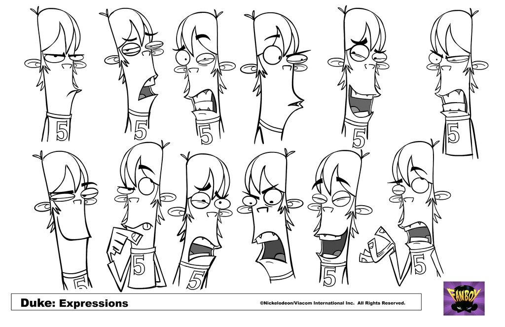 Duke Expressions Cartoon Character Design Character Design Sketches Character Model Sheet