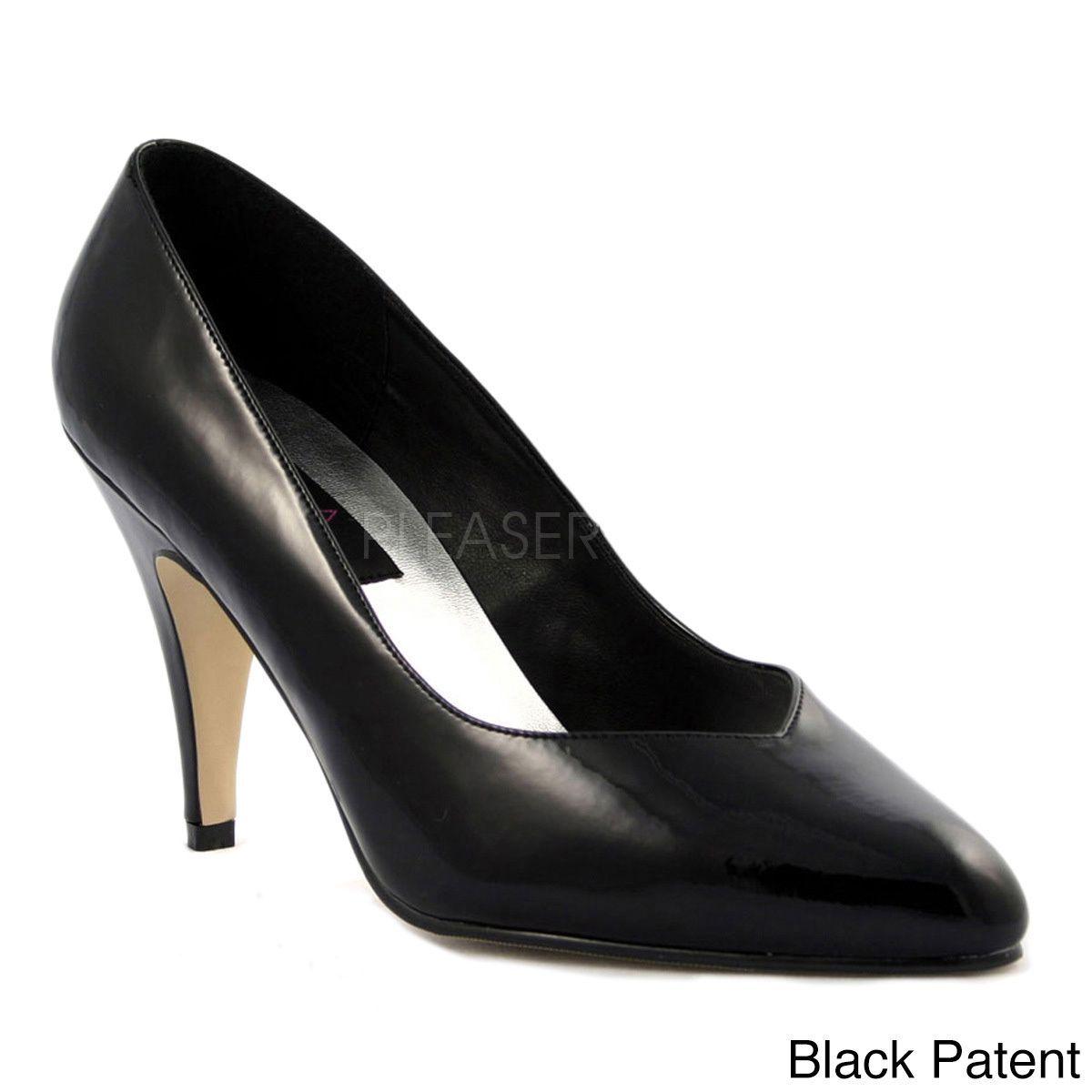 bb1dde88dd96 Pleaser Women s  Dream-420W  Pointed-toe Pumps