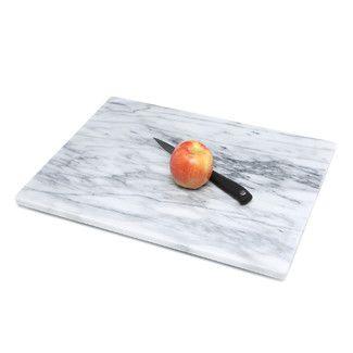 Fox Run Craftsmen Marble Pastry Board
