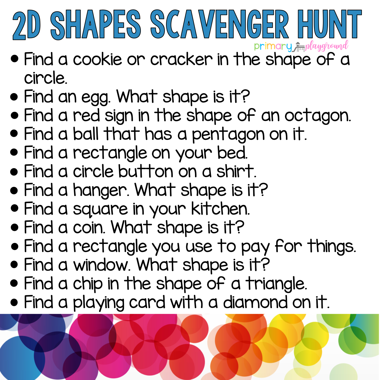 Pin On Scavenger Hunt