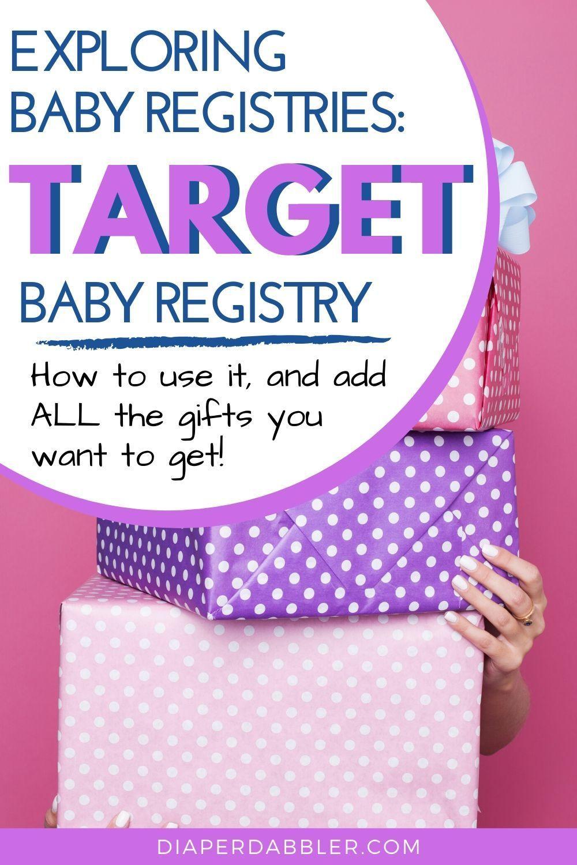 Exploring Baby Registries: Target Baby Registry in 2020 ...