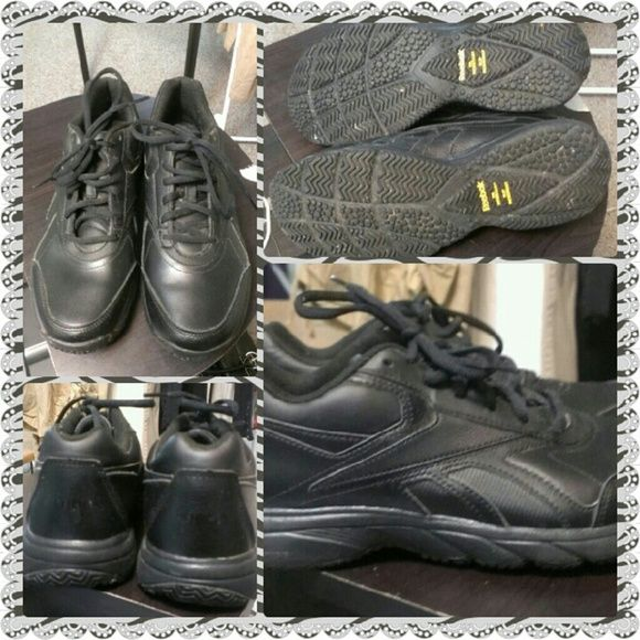 Reebok oil and slip resistant DMXRide tennis Shoes The shoes are in  excellent condition barely worn 414f6fcc1
