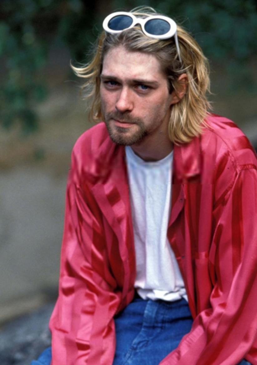 LOOK.LOVE.WEAR: Hear, Love, Wear : Kurt Cobain