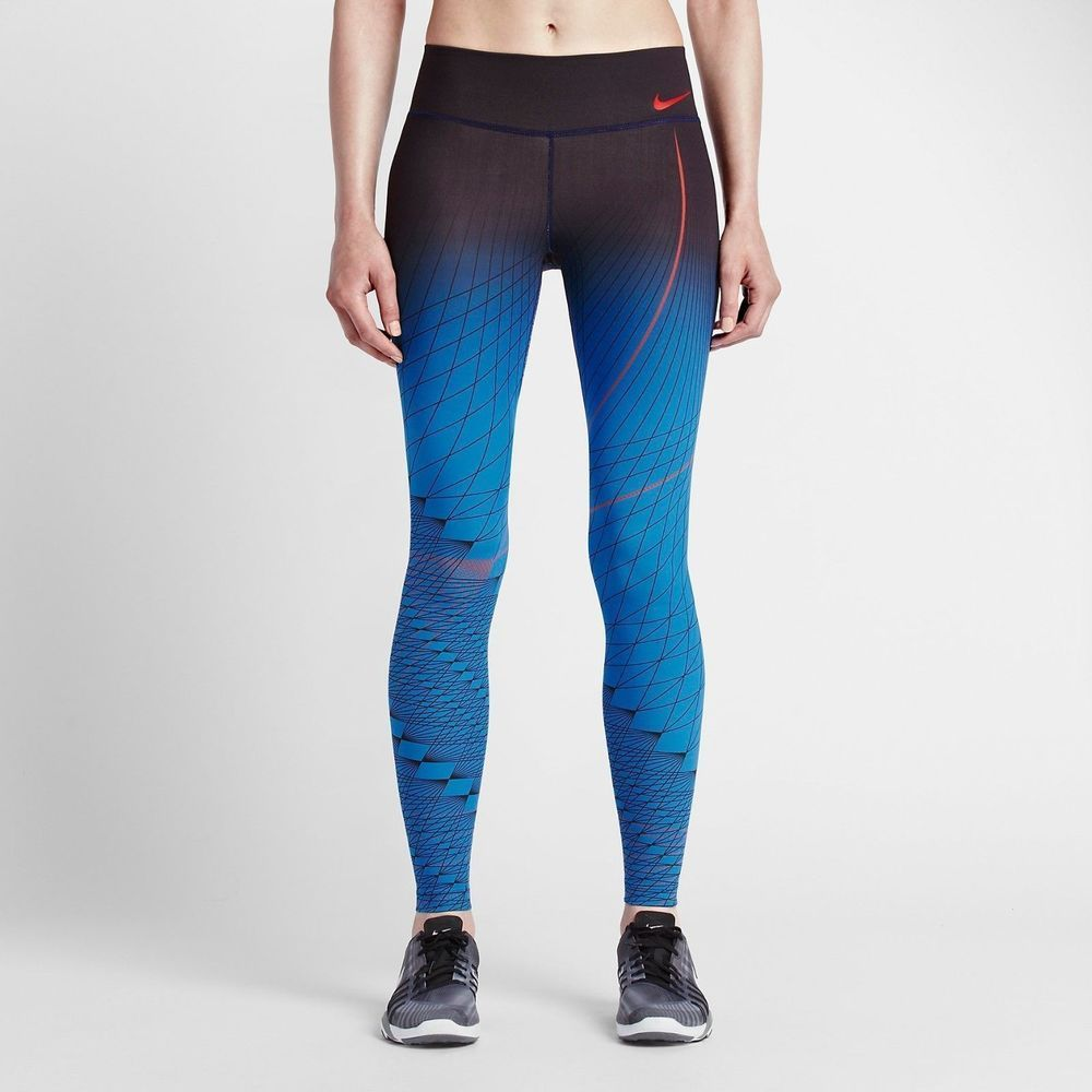 ed01f83090ad68 Nike Leggings, Tight Leggings, Capri Leggings, Training Pants, Peak  Performance, Active