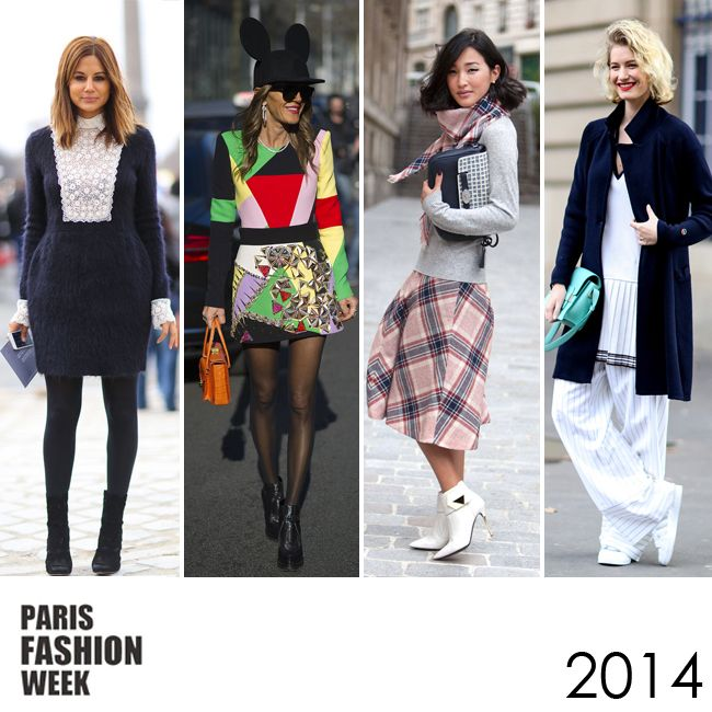 PARIS FASHION WEEK STREET STYLE FAVOURITES