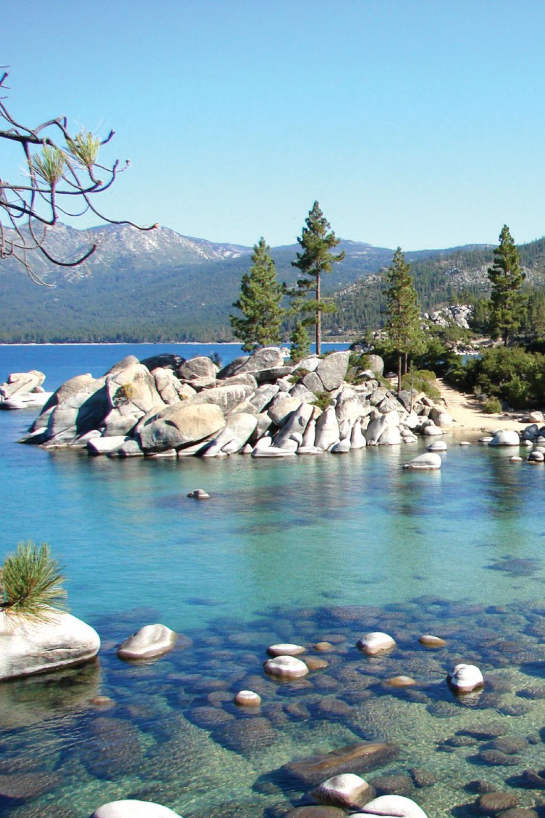 8 Natural Swimming Spots With The Clearest Most Pristine Water In