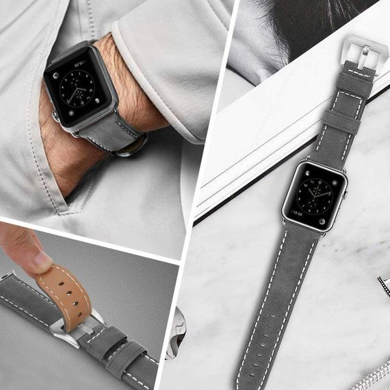 Personalized Apple Watch Band Series 2 3 4 Monogram Apple Watch Band