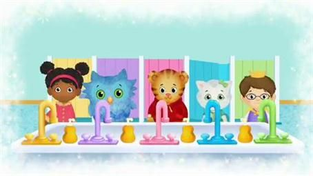 Daniel Tigers Potty Song Episode 111 Prince Wednesday Goes To The