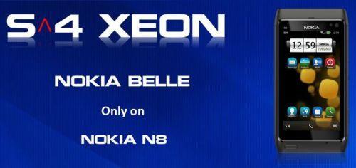 Nokia N8 Custom Firmware v3 5 Updated - S^4 Xeon | Smartphone Nokia