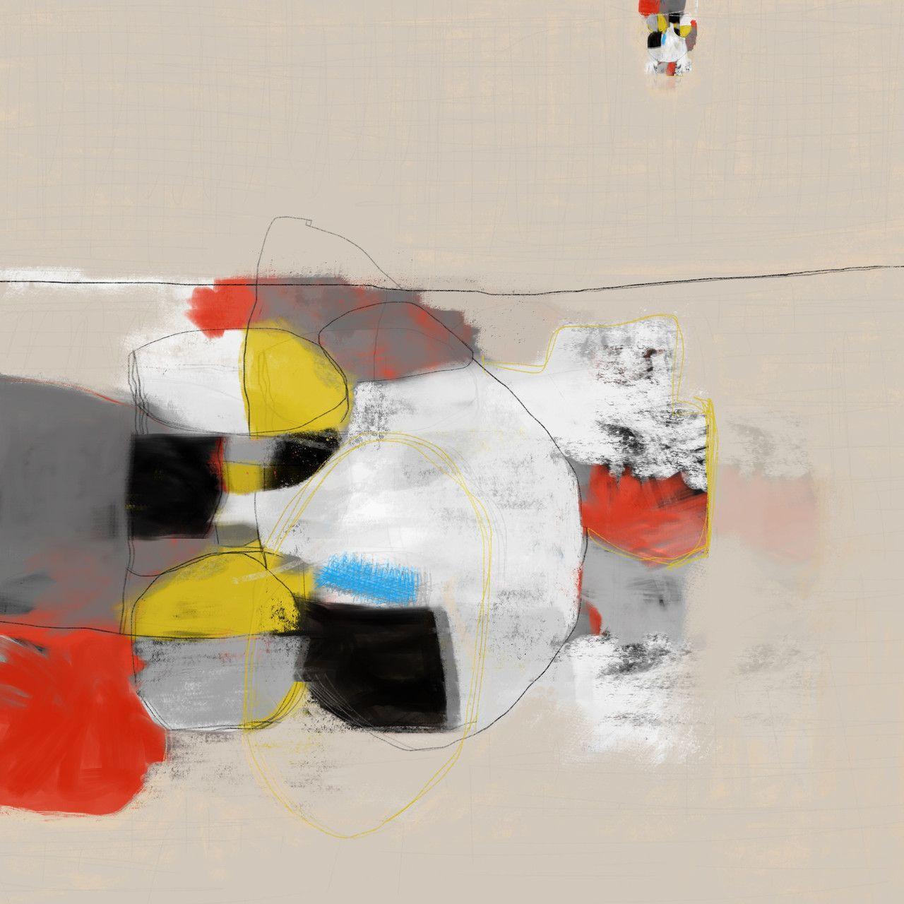 Octave Pixel | peintre abstrait tableaux modernes - Chartres ...