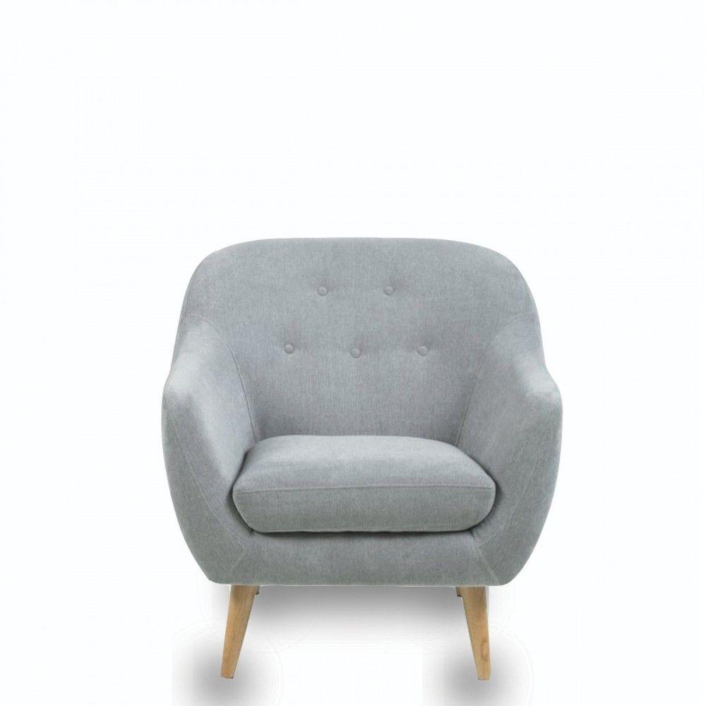 Fauteuil Design Capitonné Cirrus Vie De Famille Pinterest - Fauteuil gris design