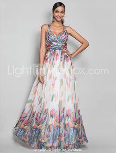 6837354ce Resultado de imagem para vestido de festa seda estampado | plus size ...