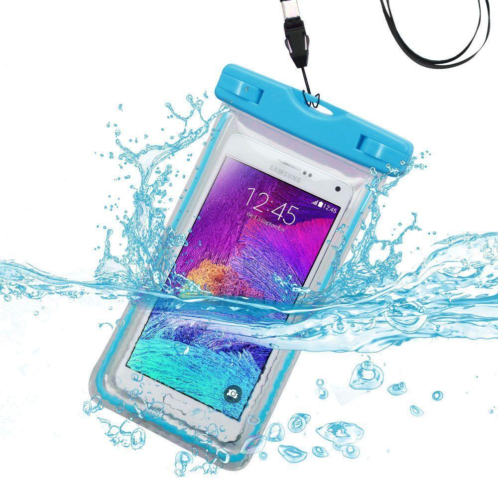 MYBAT Universal Waterproof Cellphone Bag (GlowinDark