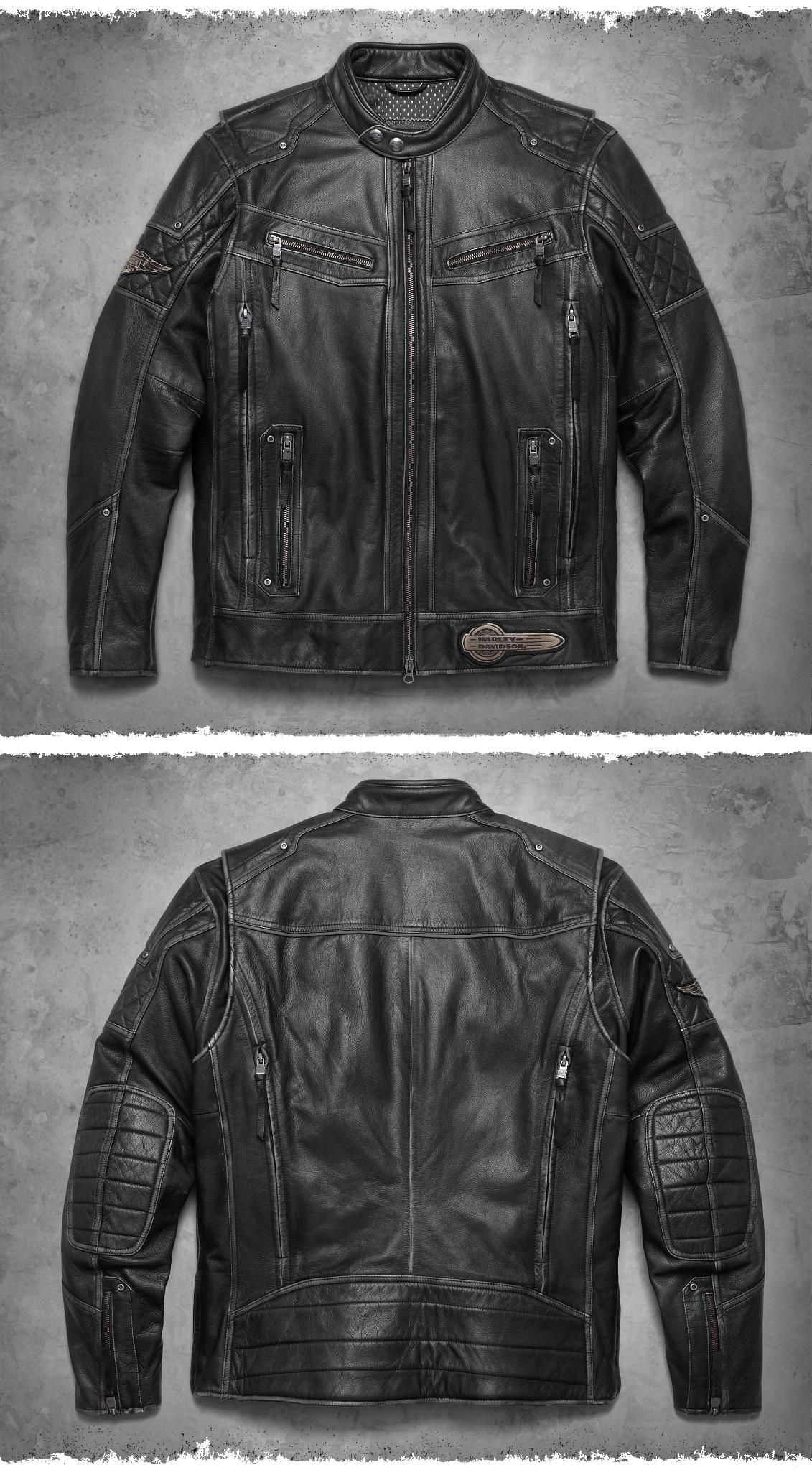 put a little swagger in the saddle. | harley-davidson men's tifton