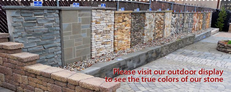 Pavers Retaining Walls Structural Stone Co Fairfield New Jersey Nj Garden Exterior