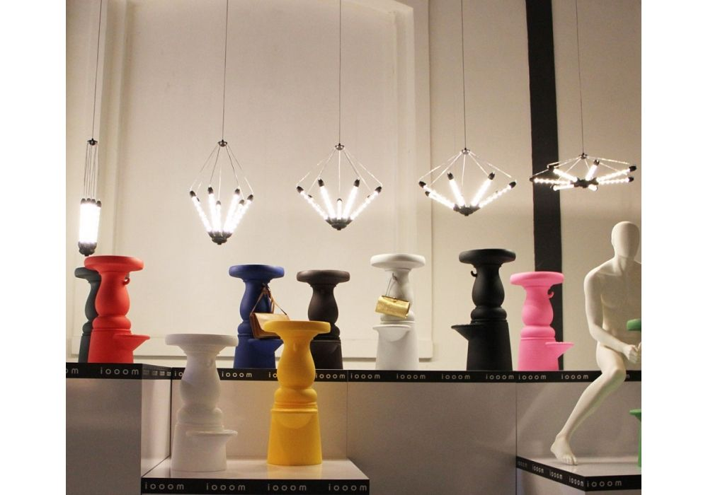 Kroon 11 Suspension Lamp Moooi Lamp Suspension Lamp Moooi Light