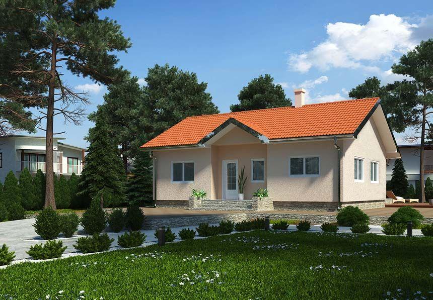 Terra - Niskoenergetske Kuće - Montažne Kuće Domusplus | | Home